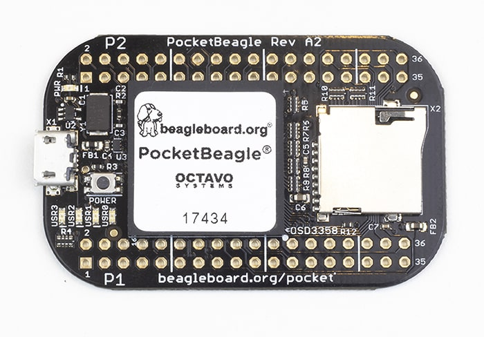 Image of PocketBeagle