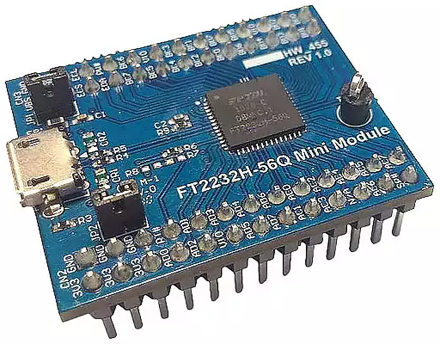Image of TDI FT2232H-56Q MINI MDL
