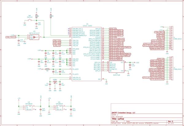 LoFive Schematic