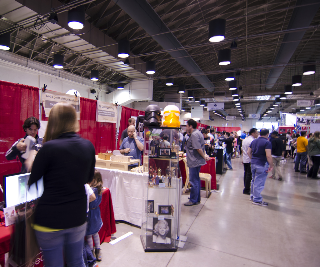 SoCal MakerCon vendors