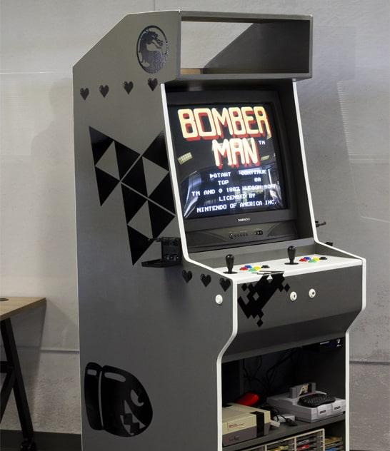 Retro Game Station