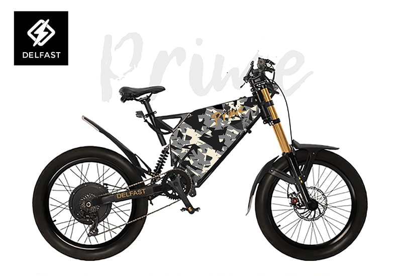 Delfast Prime Tactical e-Bike