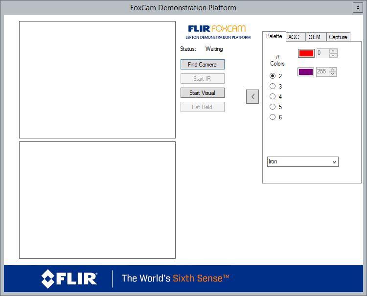 Foxcam software