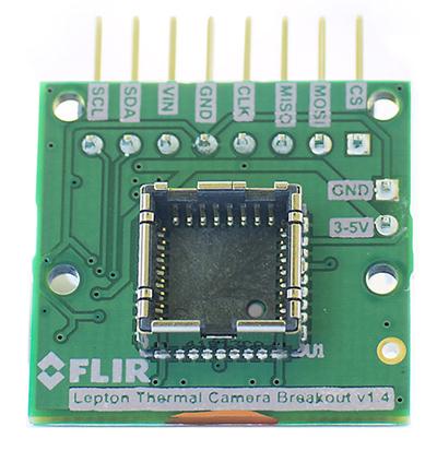 Lepton Breakout Board