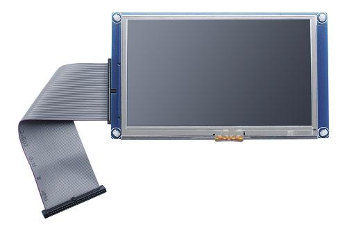 Smaller LCD