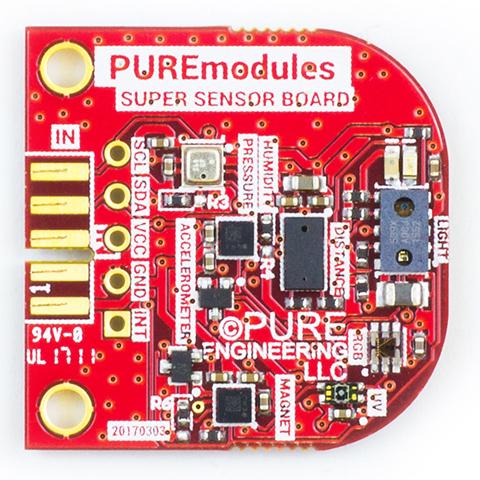 Super Sensor Module